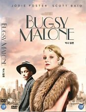BUGSY MALONE1976 (DVD,All,New) Jodie Foster, Scott Baio