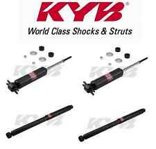 Set of 4 KYB Excel-G Shocks (2-Front & 2-Rear) Chevy Corvette NEW