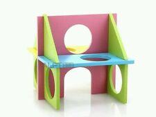 Spielzeug- & Übungsartikel aus Holz/Rinde für Maus