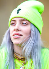 Billie Eilish Poster 2019 NEW When We All Fall Asleep FREE P+P, CHOOSE YOUR SIZE