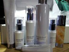 7 pc Set Meaningful Beauty Skin Softening Cleanser Creme de Serum Lift Eye Creme