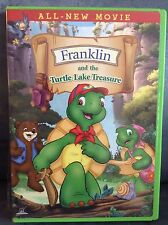 Franklin and the Turtle Lake Treasure (DVD, 2007)
