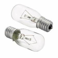 2PACK Microwave Bulbs GE WB36X10003-125V 40W Replaces KM LG E17 Base Socket Lamp
