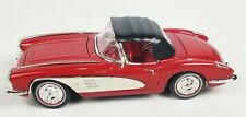 RARE 1960 CORVETTE Zora Arkus-Duntov Chevrolet 1:32 Model Car Diecast Detailed