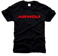 AIRWOLF - KULT -  T-Shirt, Gr. S bis XXXXL
