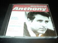 """CD """"LES PLUS BELLES CHANSONS DE RICHARD ANTHONY"""" best of"""