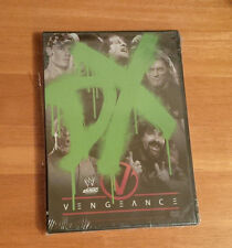 WWE Vengeance 2006 Flair Foley Orton Angle Cena Kane Edge DX Wrestling DVD New