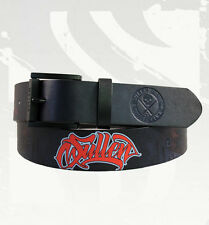 DRIVEN PU Leather Belt by Sullen  Rob Struven