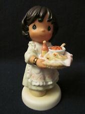 Mib Precious Moments Figurine # 928445~Preparado Con Amor (Prepared With Love)
