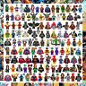 DC Justice League Minifigures Batman Superman Flash Joker Wonder Woman Aquaman