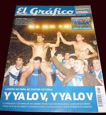 VELEZ SARSFIELD Clausura Champion 2005 Special Magazine # 238 + Team Poster