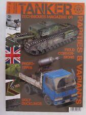 AK Interactive's Tanker Techniques Magazine Issue 9: Rarities & Variants