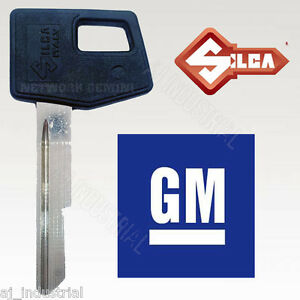 Holden GM Key Blank VB VC VH VK VL HZ WB Commodore Rare