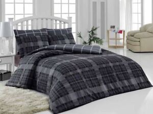 Charme Queen/King Quilt Cover Set includes Fitted Sheet /