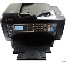 Epson Workforce WF-2750 All-In-One Wireless Color Printer with Scanner
