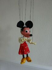 DISNEY Vintage MINNIE MOUSE Pelham Puppet with Box....from the 1950's / 1960's.