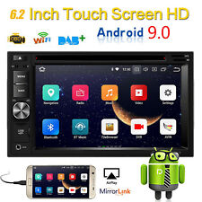 Car Stereo 6.2 inch Android 9.0 Car Radio Car DVD Player GPS Navigation Touch