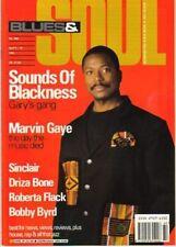 Sounds of Blackness Blues & Soul Mag 1994   Marvin Gaye   Bobby Byrd  Driza Bone
