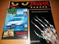 ATARI JAGUAR POWER DRIVE RALLY !NEW!