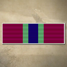 NEW ZEALAND PRISON SERVICE MEDAL DECAL | STICKER | 90mm x 30mm