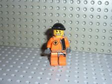 Minifig Lego agents figurine Agent Henchman pour set 8630 8634