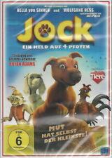 DVD + Jock - Ein Held auf 4 Pfoten + Mut hat selbst der Kleinste + Familienfilm