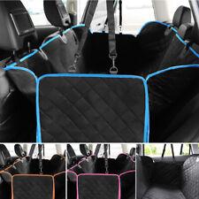 600D Oxford Pet Dog Car Seat Cover Waterproof Travel Hammock Back Rear Bench Mat