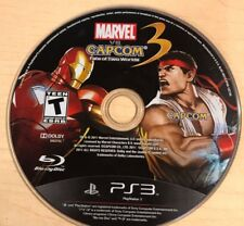 Marvel vs. Capcom 3: Fate of Two Worlds (Sony PlayStation 3) DISC ONLY 6379