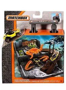 Mattel Matchbox Ahoy Adventure! Playset
