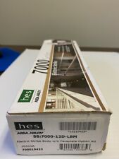 Hes Assa Abloy 7000 Series Electric Strike Witho Faceplate Option Kit
