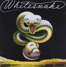 WHITESNAKE TROUBLE CD NEW REMASTERED & EXPANDED