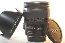 Canon EOS EF 28-135mm f/3.5-5.6 USM IS lens EW-78 for EOS 3 A2 90D T7 7D 5D 6D