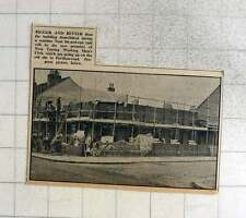 1949 West Tarring Working Men's Club Erected Bombed Site Pavilion Road