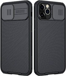 Nillkin CamShield iPhone 12/12 Pro  Hülle Kameraschutz Anti-Rutsch Stoßfest
