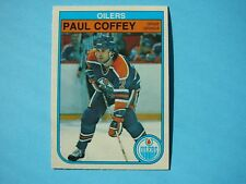1982/83 O-PEE-CHEE NHL HOCKEY CARD #101 PAUL COFFEY NM SHARP!! 82/83 OPC