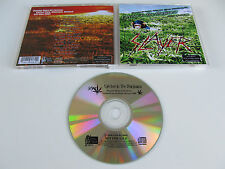 SLAYER Catcher in the Marijuana CD MEGA RARE OOP LIVE CONCERT DYNAMO HOLLAND!!!