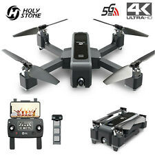 Holy Stone HS550 RC GPS Drohne mit 4K FPV HD Kamera 5G Bürstenlos Quadrocopter