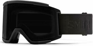 Smith Optics Adult Squad XL Snow Goggles - Blackout/ChromaPop Sun Black
