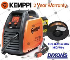 Kemppi MinarcMIG Evo 200 | 200amp Portable MIG Welder Package with 3m Torch