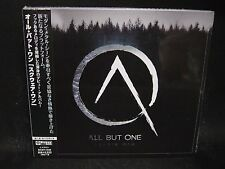 ALL BUT ONE Square One JAPAN CD (Import With Obi & Liner) Alestorm Heaven Shall
