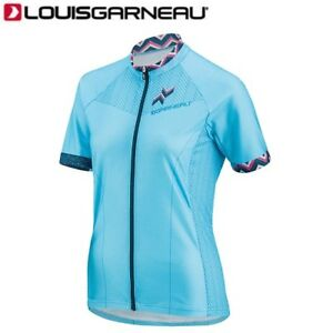 Louis Garneau Equipe GT Series Women's Cycling Jersey - Blue