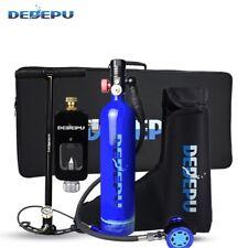 DEDEPU Mini Scuba 1L Diving Tank Set Underwater Breathing 25 Minutes Equipment