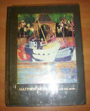 MATTHEW MOSS - THE MAN AND THE ARTIST - 1ED. 1982 (MI) RARO !!!