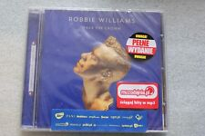 Robbie Williams - Take The Crown PL CD Polish Release NEW SEALED