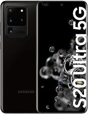 "Samsung Galaxy S20  Ultra 5G - Smartphone 6.9"" 128gb + 12gb Black"