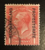 1915 Bechuanaland Protectorate 84 Used