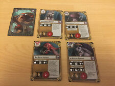 WHU Mollog's Mob - tokens, promo fighters card ENG. ver. - no orginal box