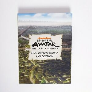 Avatar The Last Air Bender Book 2 Complete Collection DVD Region 4 AUS