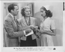 """Ruth Donnelly in """"Meet the Girls"""" 1938 Original Promotional Photo"""