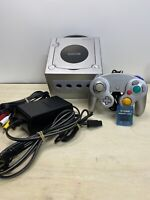 Nintendo Gamecube Console DOL-101 With CONTROLLER & ALL CORDS